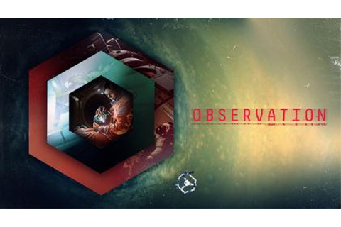 Observation (video game) - Wikipedia
