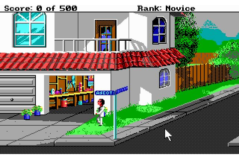 Download Leisure Suit Larry 2: Goes Looking for Love (in ...