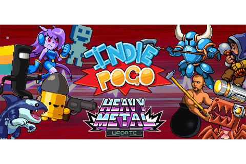 Save 75% on Indie Pogo on Steam