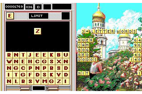Wordtris Download (1992 Puzzle Game)