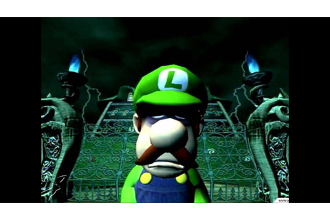 Luigi's Mansion Music; Game Over - YouTube