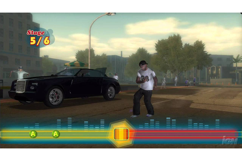 Pimp My Ride Xbox 360 Gameplay - Dance Game - YouTube