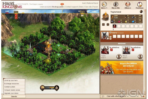 Might & Magic Heroes Kingdoms Screenshots, Pictures ...