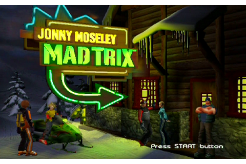 Jonny Moseley Mad Trix Download Game | GameFabrique