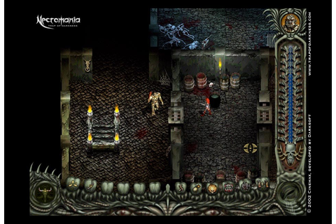 Necromania: Trap of Darkness Screenshots | GameWatcher