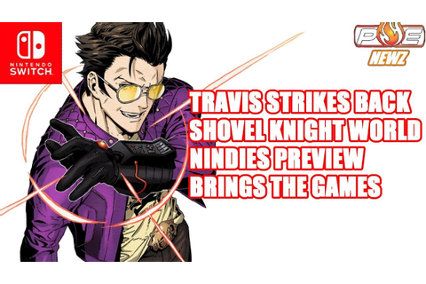 Travis Strikes Again: No More Heroes - Shovel Knight ...