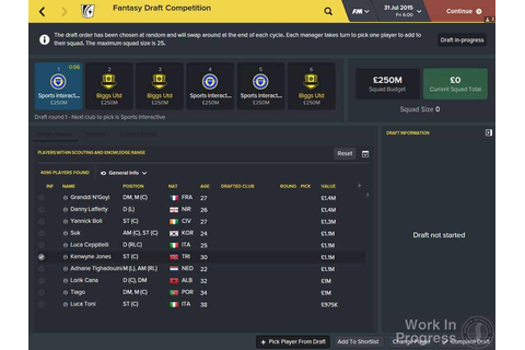 Football Manager 2016 FM 2016 Full PC Game Download for Free