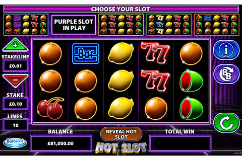 Hot Slot - Play Online Casino with up to 3000€ Welcome ...