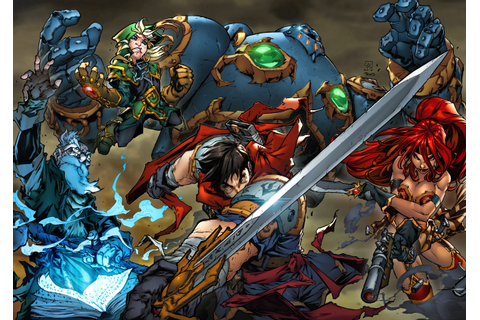 Battle Chasers: Nightwar (Nintendo Switch) - Otaku Gamers UK