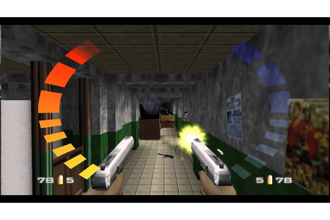 GoldenEye 007 N64 - Archives - 00 Agent - YouTube