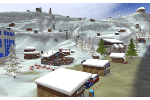 Ski Park Tycoon - Full Version Game Download - PcGameFreeTop