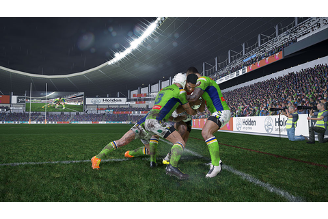 Rugby League Live 4 (New Zealand Cover) (PS4) | The Gamesmen