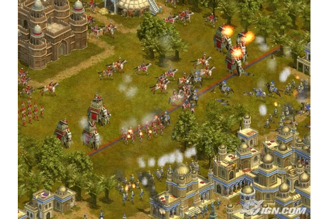 ONEGAME2: Rise Of Nations: Thrones and Patriots Full iso