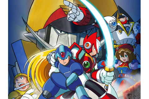 Mega Man X4 Sound Collection on Steam