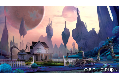 Obduction From Myst & Riven Creator Gets Happy New Year ...