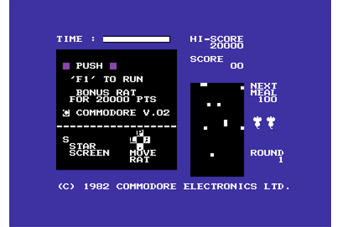 Download Radar Rat Race (Commodore 64) - My Abandonware