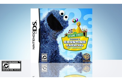Sesame Street: Cookie's Counting Carnival for Nintendo DS ...