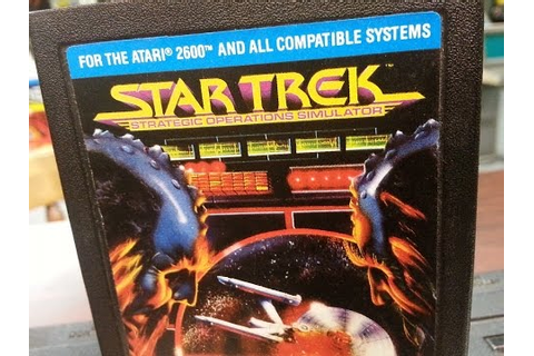 Classic Game Room - STAR TREK: STRATEGIC OPERATIONS ...