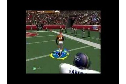 NFL 2K1 Dreamcast Gameplay_2000_09_01_9 - YouTube