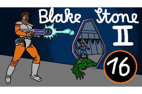 Blake Stone 2 - Planet Strike [16]: Bio Materials Storage ...
