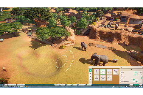 Watch 18 Minutes of Gameplay in New Planet Zoo Walkthrough ...