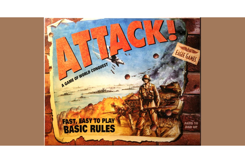 Attack! | Board Game | BoardGameGeek
