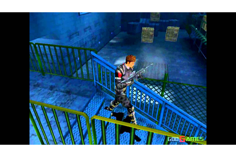 Extermination - Gameplay PS2 HD 720P - YouTube