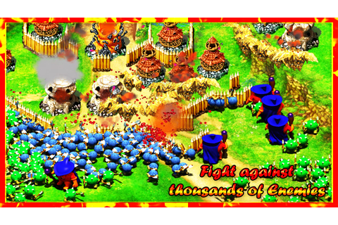 Bun Wars HD Most Popular Fun Game of Tower Defense for ...