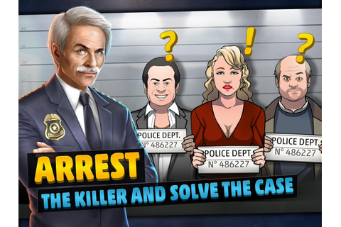 Criminal Case - Android Apps on Google Play
