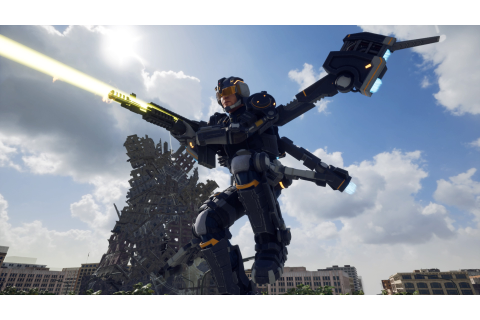 Earth Defense Force: Iron Rain Gets a Ton of New ...