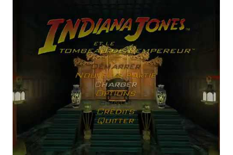 Indiana Jones and the Emperor's Tomb ... Et le Tombeau de ...