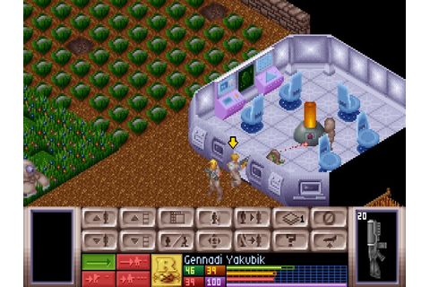 Indie Retro News: UFO : Enemy Unknown - A real retro ...