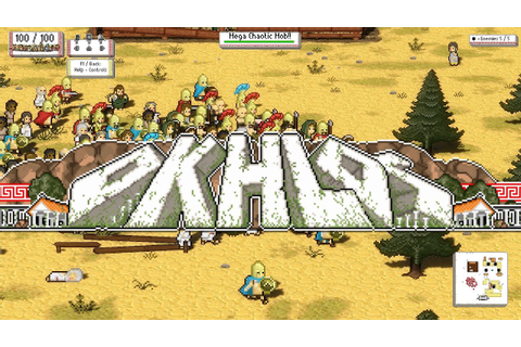 Okhlos first trailer - YouTube