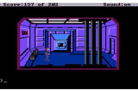 Space Quest: The Sarien Encounter (1986 - DOS). Ссылки ...