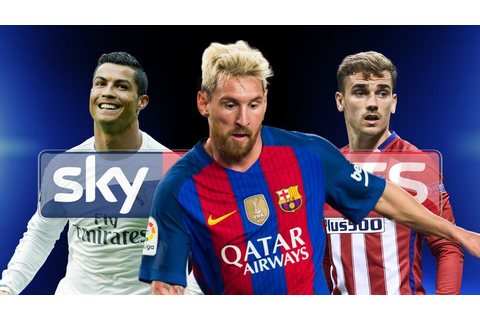 La Liga returns to Sky Sports: Over 300 games live for ...