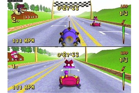 Wacky Races: Mad Motors - PS2 - gamepressure.com