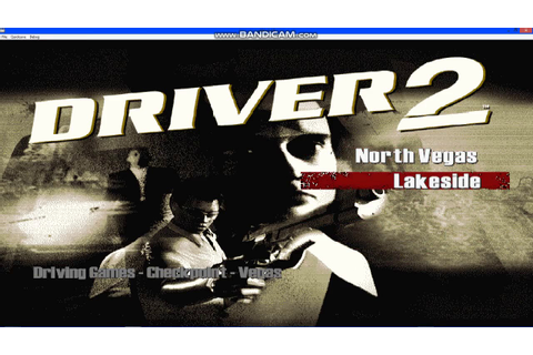 Driver 2 Gameplay Driving Games Checkpoint Las Vegas 2 ...