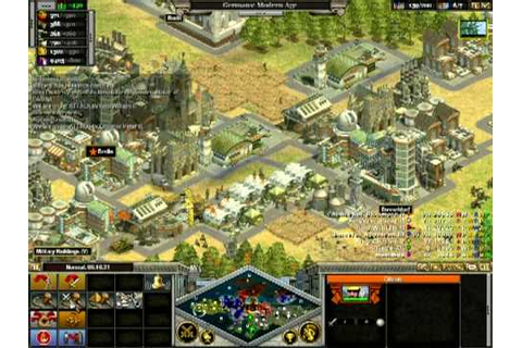 Rise of Nations - War in Germany - YouTube