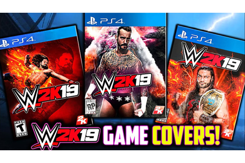 WWE 2K19 🔥Video Game Cover Rumors & Expectations! - YouTube