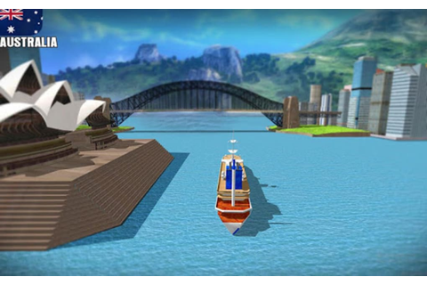 Ship Simulator Games 2019 : Ship Driving Games for Android ...