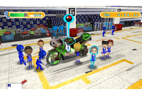 Pit Crew Panic! Review - WiiWare | Nintendo Life