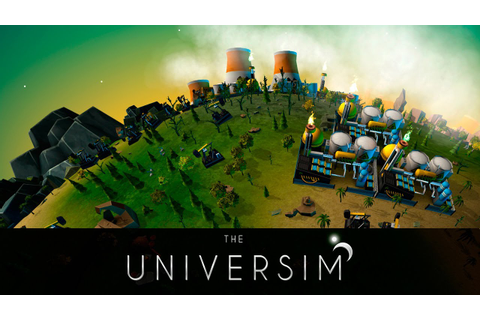 The Universim Game Trailer - YouTube