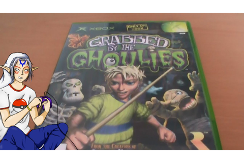 Grabbed by the Ghoulies Xbox Unboxing - YouTube