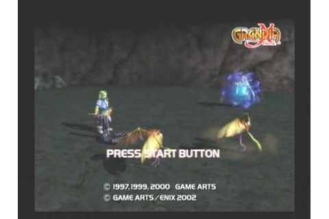 Grandia Xtreme Playstation 2 - YouTube