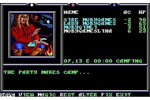 Death Knights of Krynn Download (1991 Amiga Game)