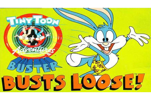 Tiny Toon Adventures - Buster Busts Loose - Snes ...