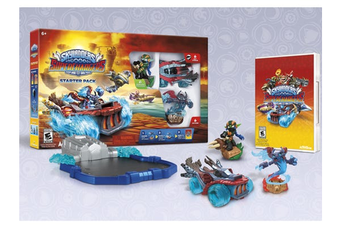 Activision supercharges Skylanders' game with new vehicles