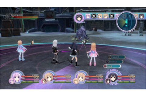 Hyperdimension Neptunia™ mk2 Game | PS3 - PlayStation