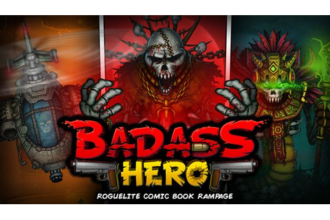 Badass Hero Free Download PC Games | ZonaSoft