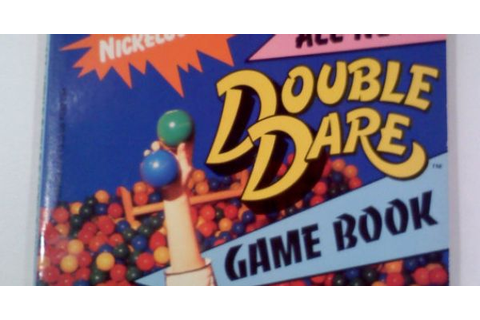 Nickalodeon Double Dare Game Book | SLIME! (Children's ...